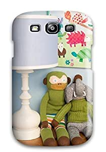 For HTC One M9 Case Cover - Retailer Packaging Children8217s Room With White Lamp 038 Stuffed Animals Protective