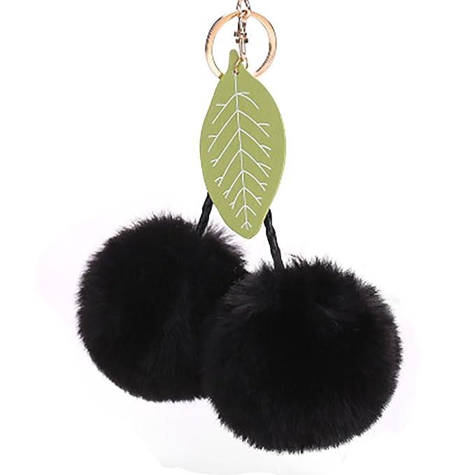 Amazon.com: OSTELY - Llavero con diseño de hojas de cerezo ...