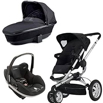 Amazon.com : Quinny Buzz Stroller Dreami Binet WITH Maxi-Cosi ...