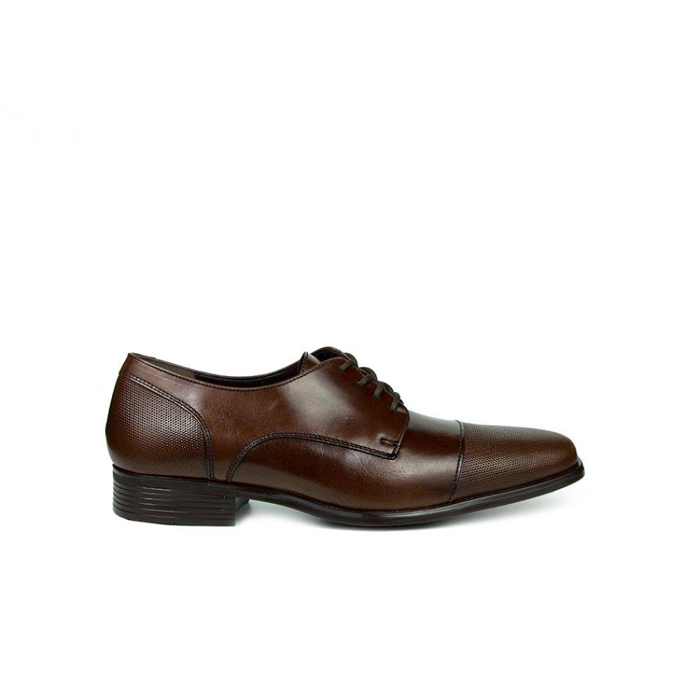 Trender Zapato DE Vestir Color Color Color Caoba con AGUJETAS EN Color - 9010205 7882f8