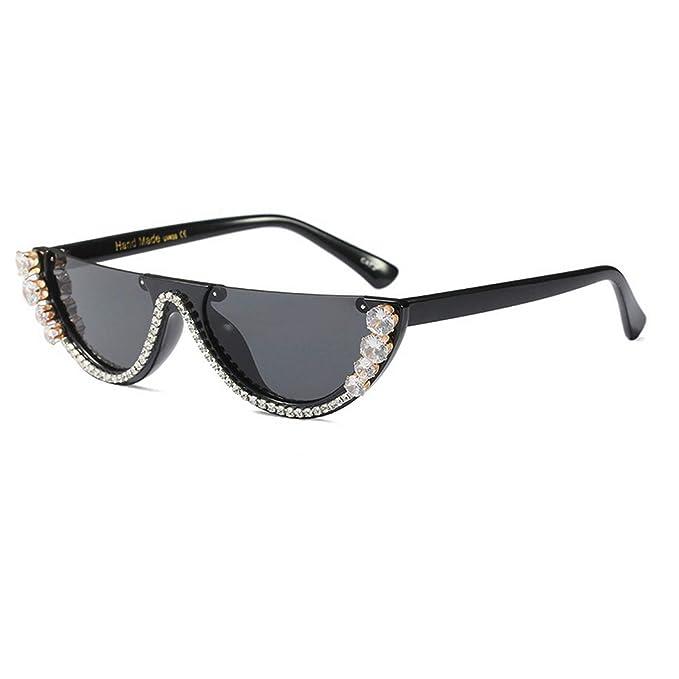 Amazon.com: Gafas de sol para mujer, modernas gafas de sol ...