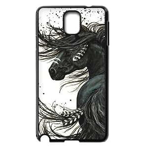 Horse ZLB533857 Custom Case for Samsung Galaxy Note 3 N9000, Samsung Galaxy Note 3 N9000 Case