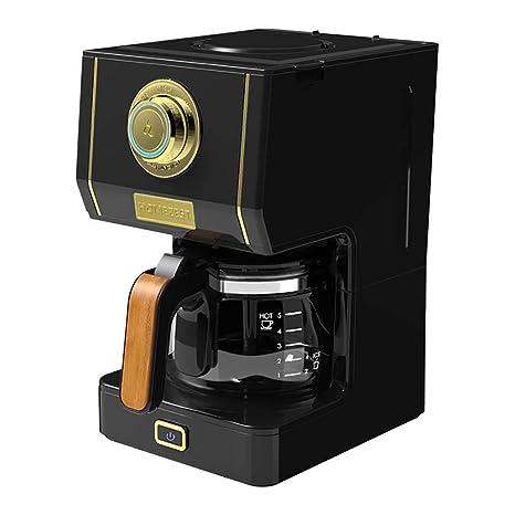 RUIXFCA Cafetera con Filtro, cafetera, Capacidad de 1,25 litros ...