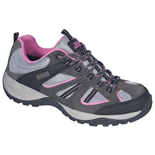 Chaussures Gris Femme Jamima Outdoor Multisport Trespass 1aZO4qn
