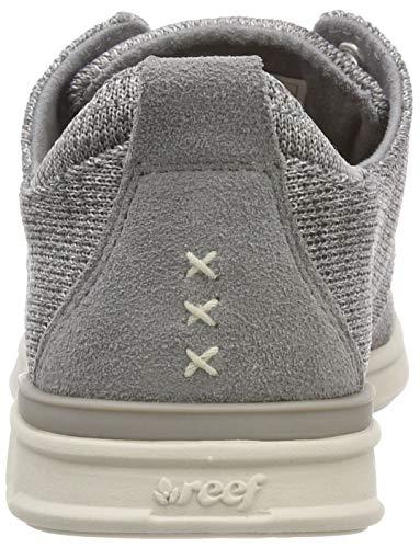 Women's Sneaker Reef Tx Silver Fashion Sil Low Rover Silver TqxZwRO