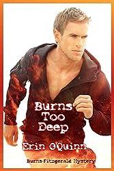 BURNS TOO DEEP (Burns-Fitzgerald Mysteries Book 1)