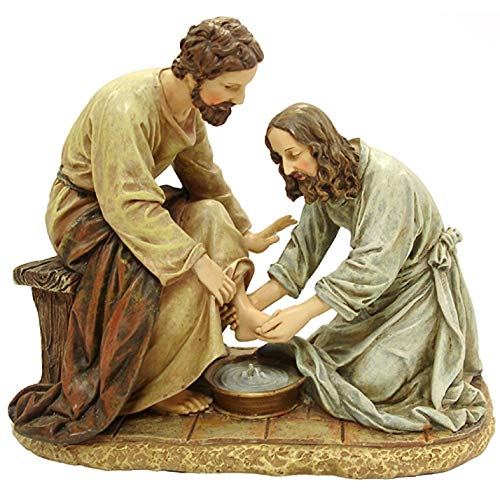 Jesus Washes the Disciple's Feet By Josphs Studio 45615