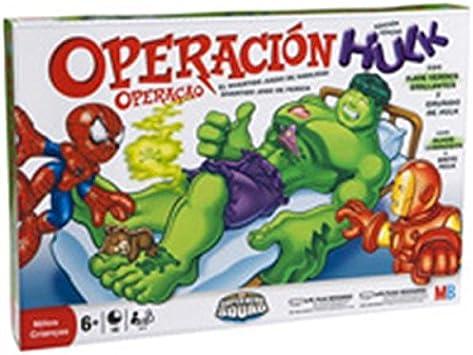 Operacion Hulk: Amazon.es: Juguetes y juegos