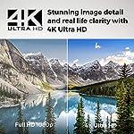 FERGUSON 65 INCH SMART 4K LED TV WITH FREEVIEW HD, WIFI, 3 x HDMI, USB, 4K UHD NETFLIX, PRIME, YOUTUBE, CATCH UP TV…
