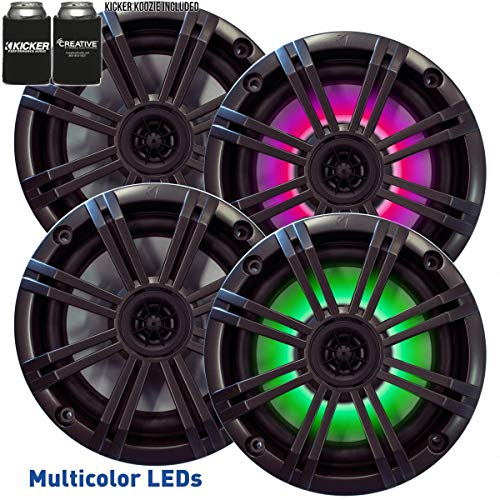 6 5 Speakers With Led Lights