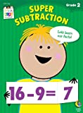 Super Subtraction Stick Kids Workbook, Grade 2 (Stick Kids Workbooks)