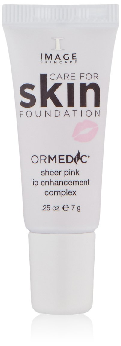 IMAGE Skincare Ormedic Care for Skin Ormedic Sheer Pink Lip Enhancement Complex, 0.25 oz.
