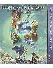 Numenera Discovery Destiny Slipcase