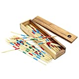 Pick Up Sticks Mikado Game in Wooden Box