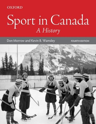 Sport in Canada: A History
