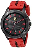 Image of Ferrari Men's 830136 Scuderia XX Watch with Red Band