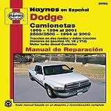 Dodge Camionetas, Haynes Manuals, Inc. Editors, 1620920174