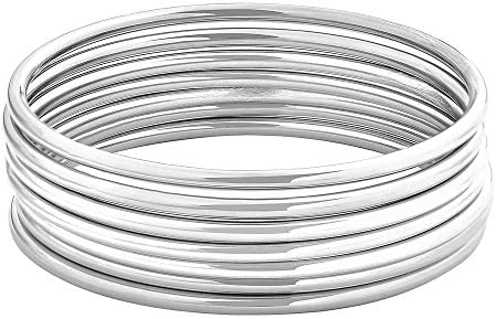 Edforce Stainless Steel Glossy Bracelet product image