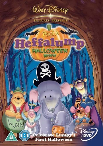 Winnie The Pooh - Pooh's Heffalump Halloween [Import anglais] for $<!---->