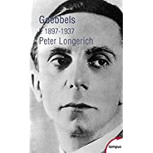 Goebbels - Nº 592: I. 1897-1937