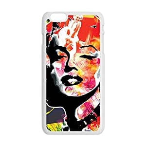 Marilyn colour Case Cover For iPhone 6 Plus Case