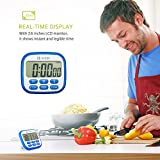 Habor-Digital-Kitchen-Timer-Clock-Cooking-Timer-Multifunction-with-Big-Digits-Loud-Alarm-Magnetic-Backing-Stand-and-Memory-for-Cooking-Baking-Exercise-BlueWhite