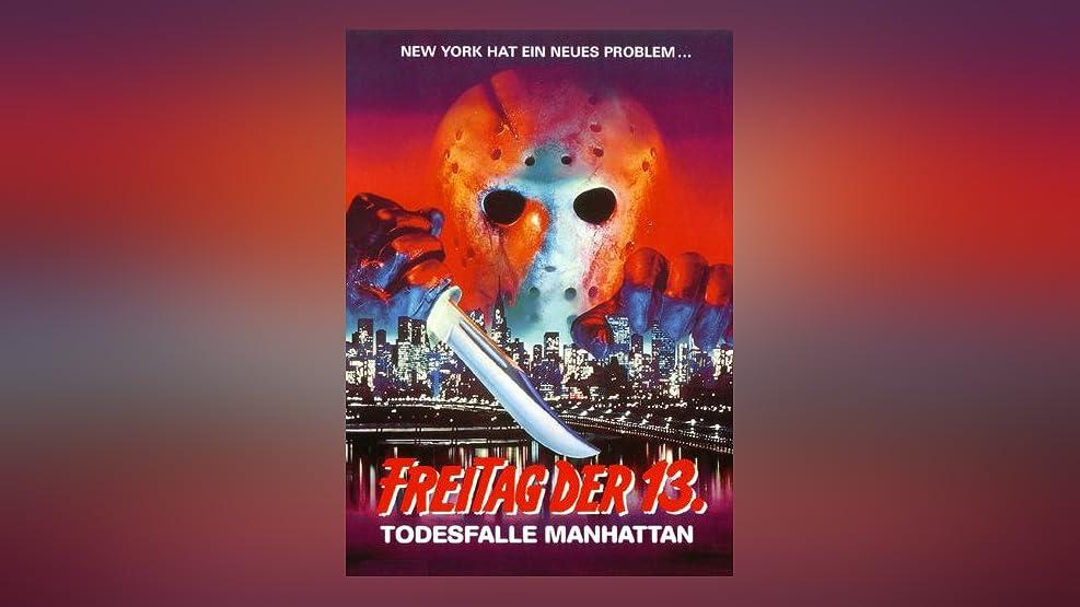 Freitag der 13. Teil VIII - Todesfalle Manhattan