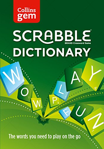 Collins Scrabble Dictionary Gem Edition: The words to play on the go: Amazon.es: Collins Dictionaries, Collins Puzzles: Libros en idiomas extranjeros