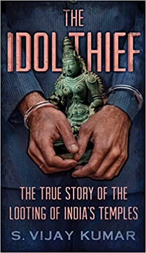 Buy The Idol Thief Book Online at Low Prices in India | The