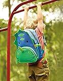 Skip Hop Zoo Little Kid and Toddler Backpack, Dakota Dinosaur