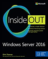 Windows Server 2016 Inside Out Front Cover