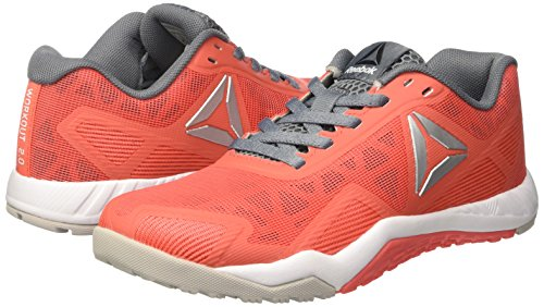 De Rouge Ros 0 Femme Fitness fire asteroid Workout Coral Reebok pure Dust Grey 2 skull Tr Silver Chaussures z4wnfRwYqx