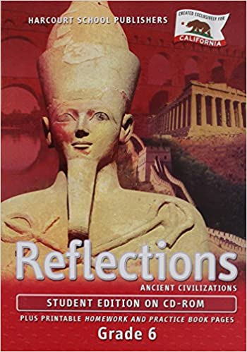 Ca se reflections ancient civilizations grade 6 harcourt school ca se reflections ancient civilizations grade 6 harcourt school publishers 9780153468315 amazon books fandeluxe Images