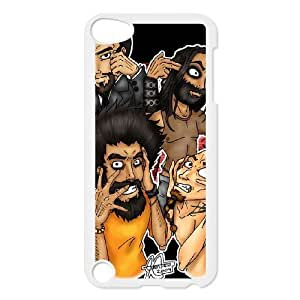 System Of A Down iPod 5 White Cell Phone Case GSZWLW1859 Cell Phone Cases Clear