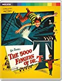 The 5,000 Fingers of Dr. T. (Dual Format Blu-ray/DVD combo) [UK import, region B/2 PAL format)
