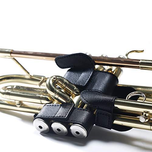 Valve Guard - PAMPET Trumpet Leather Valve Guard