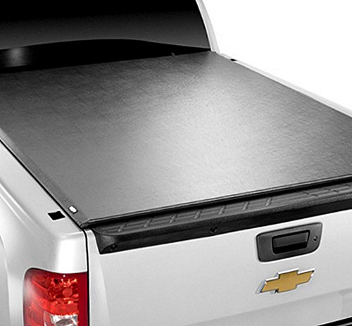 HS Power ROLL-UP Soft TONNEAU Cover 14/15+ Chevy Silverado/GMC Sierra FLEETSIDE 6.5' Bed