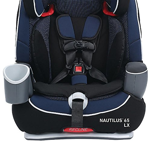 Amazon Graco Nautilus 65 LX 3 In 1 Booster Car Seat Royalty Baby