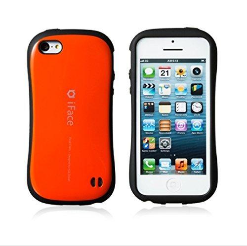 Hamee Original iFace First Class iPhone SE/5s/5 Case (Orange)