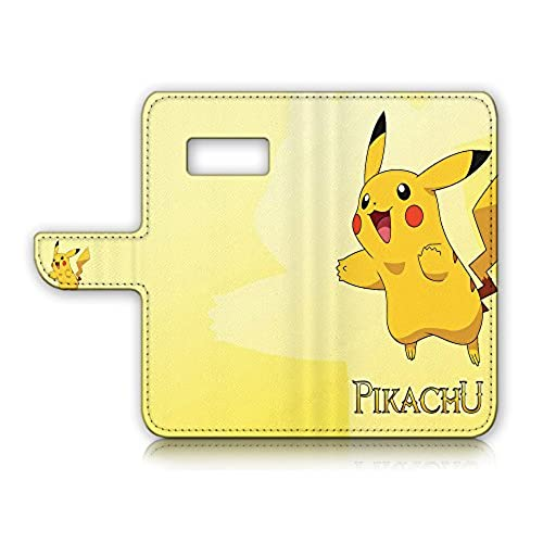 Hot Pokemon Pikachu Wallet Case For