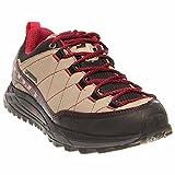 Scott Running Women's Eride Rockcrawler GTX Womens Walking Shoe,Tan/Purple,11 C US Review