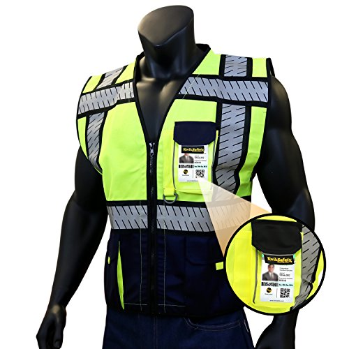 KwikSafety Visibility Reflective Compliant Breathable