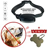 APKreel E-commerce Dog Bark Collar Upgrade 2018 - No Bark Collar for Small Medium Large Dogs Best Barking Collar - Pet Safe Waterproof