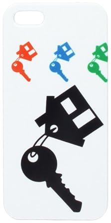 Amazon.com: Pictograma llave con llavero de casa con varios ...