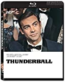 007 Thunderball (Blu-ray, Region A, Terence Young) Sean Connery, Claudine Auger, Adolfo Celi, Luciana Paluzzi