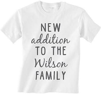 Shatel Clothing - Camiseta para bebé con Texto en inglés New ...