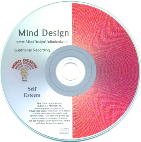 Improve Self Esteem Subliminal CD with NLP