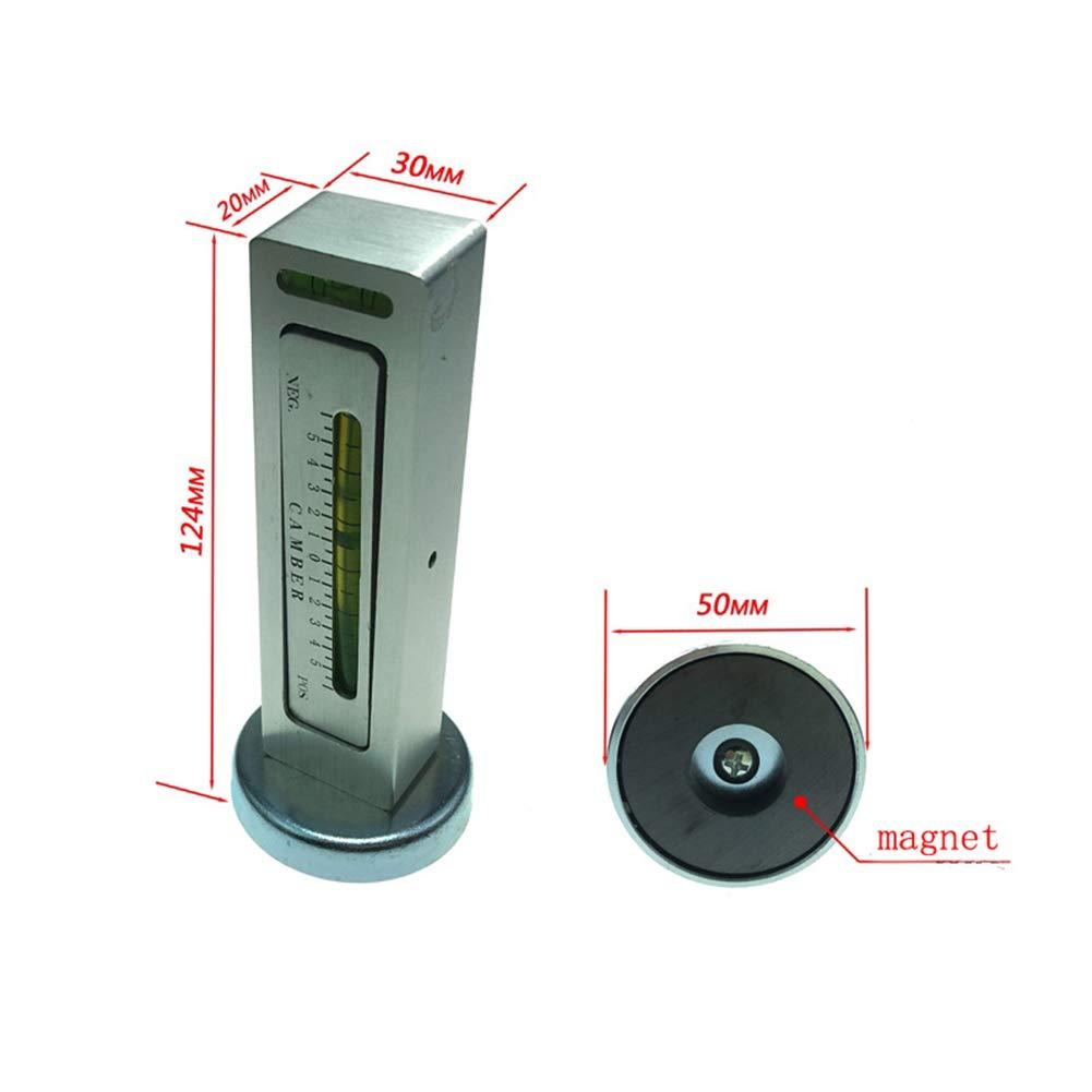 Jauge D/'alignement Magn/étique Outil De Mesure Magn/étique UK De Positionnement De Roue De Camion De Mise /à Niveau De 5 /à 5 Degr/és