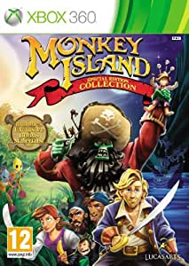 Monkey Island: Special Edition - Collection (Xbox 360) [Importación inglesa]