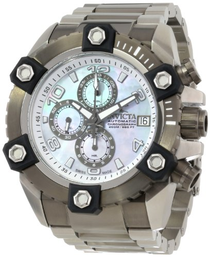 Invicta Men's 13763 Arsenal Analog Display Swiss Automatic Two Tone Watch